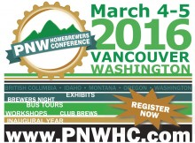 2016 Pacific Northwest Homebrewers Conference Graphic