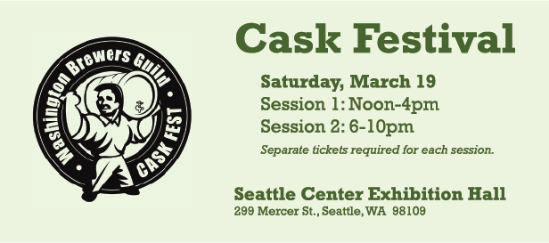 2016 Washington Cask Beer Festival