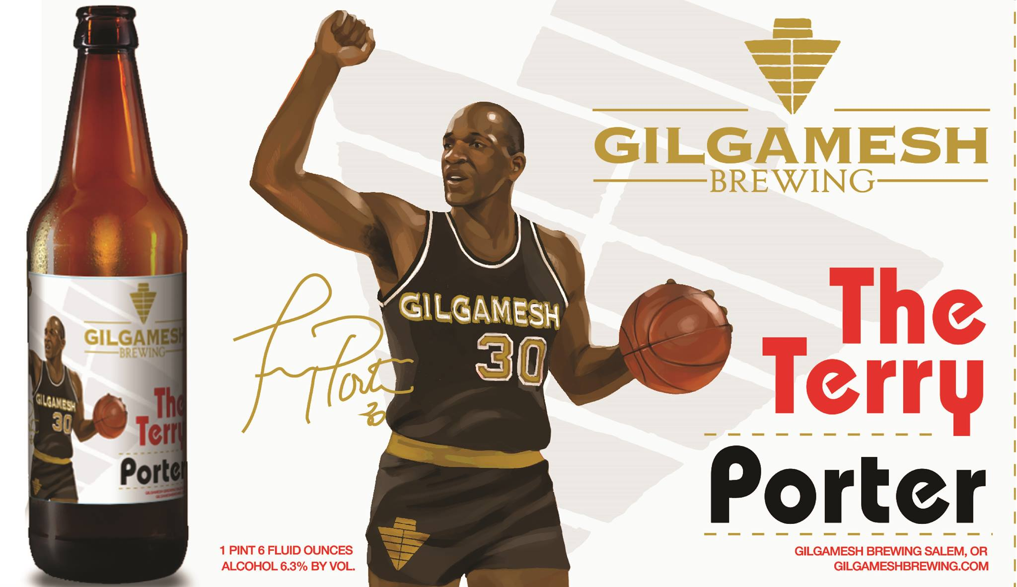 Gilgamesh Brewing The Terry Porter