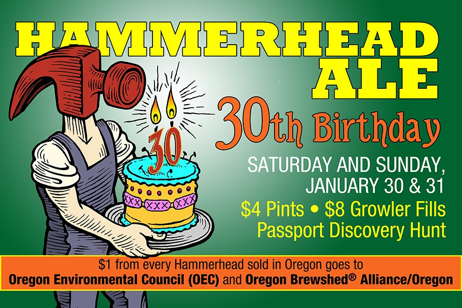 Hammerhead's 30th Birthday Weekend!