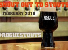 Rogue Shout Out To Stouts Feb 2016