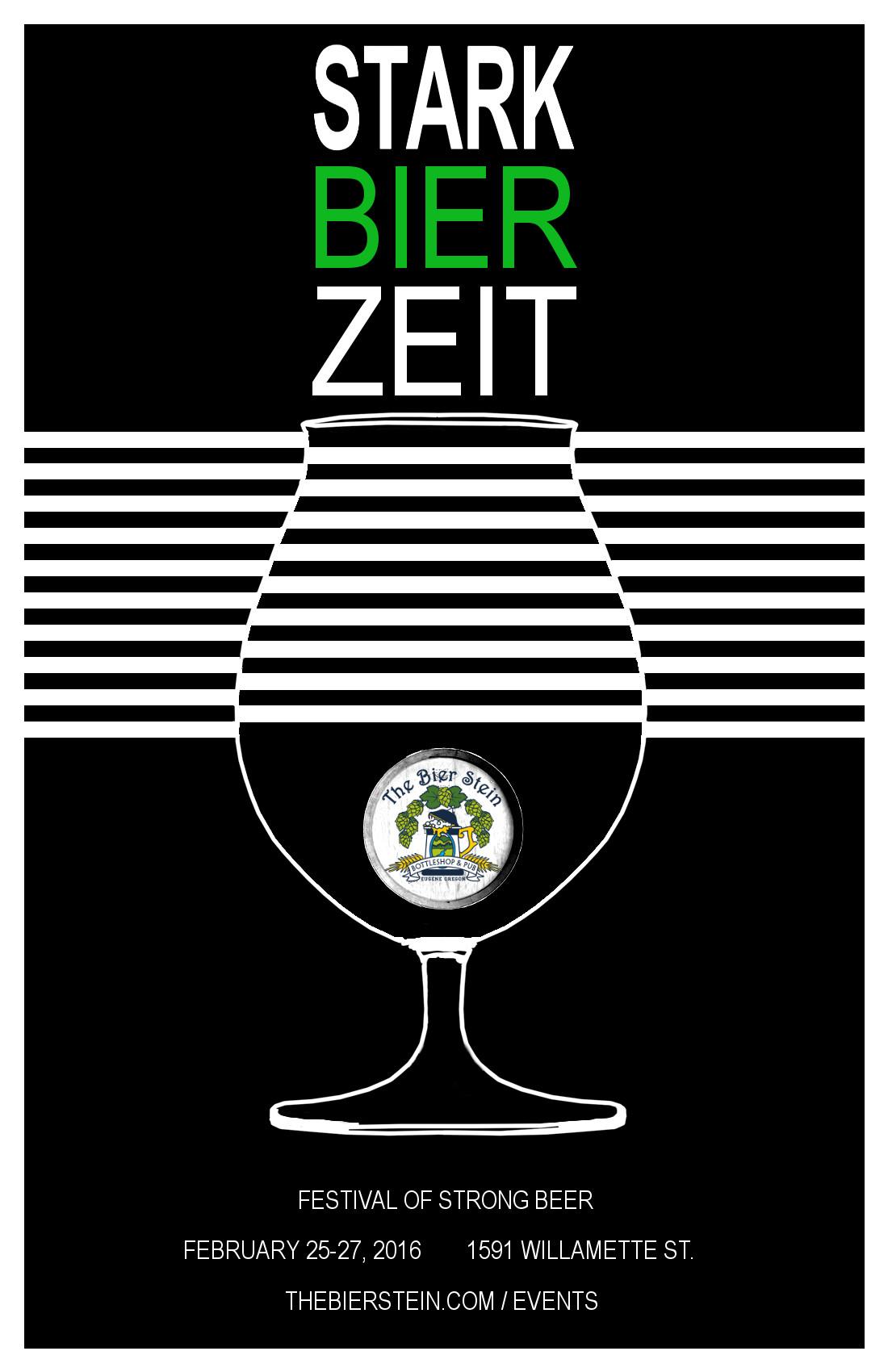 starkbierzeit 2016 poster