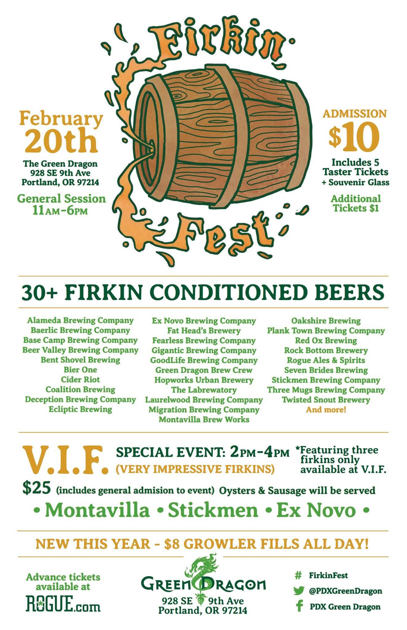2016 Firkin Fest
