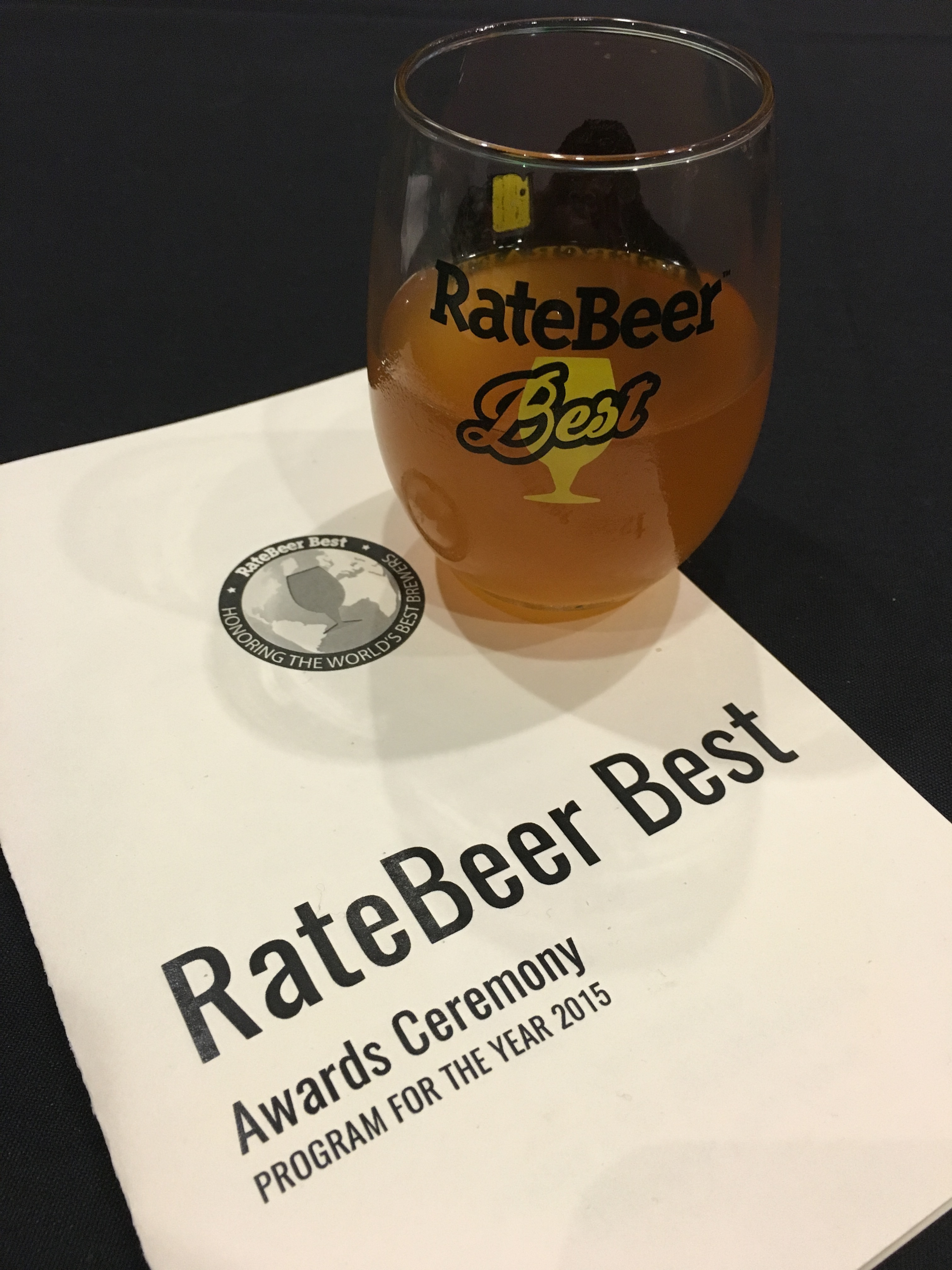 2016 RateBeer Best Awards