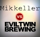 EvilTwin vs. Mikkeller (image courtesy of The Roundhouse - Taproom Facebook Page)