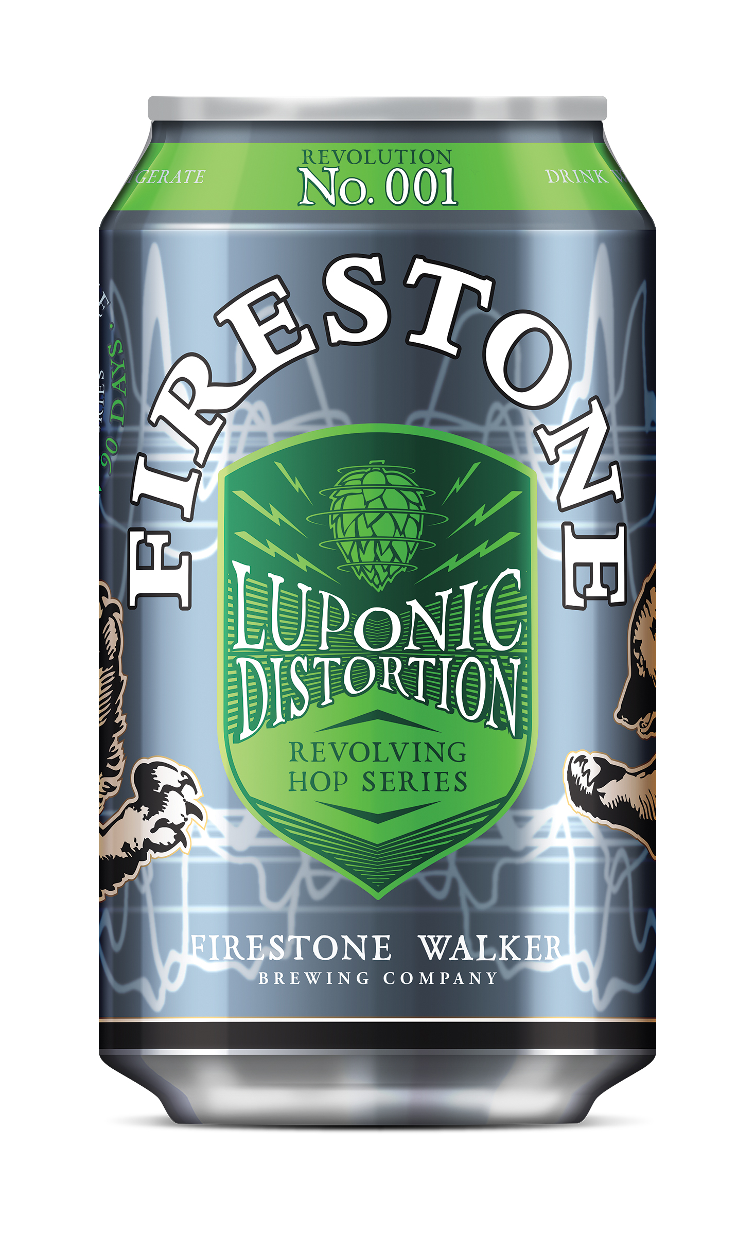 Fireston Walker Luponic Distortion Can
