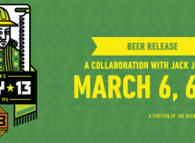 Hopworks Urban Brewery‎ Release Party: Captain Jack's Lucky 13 Championship IPA
