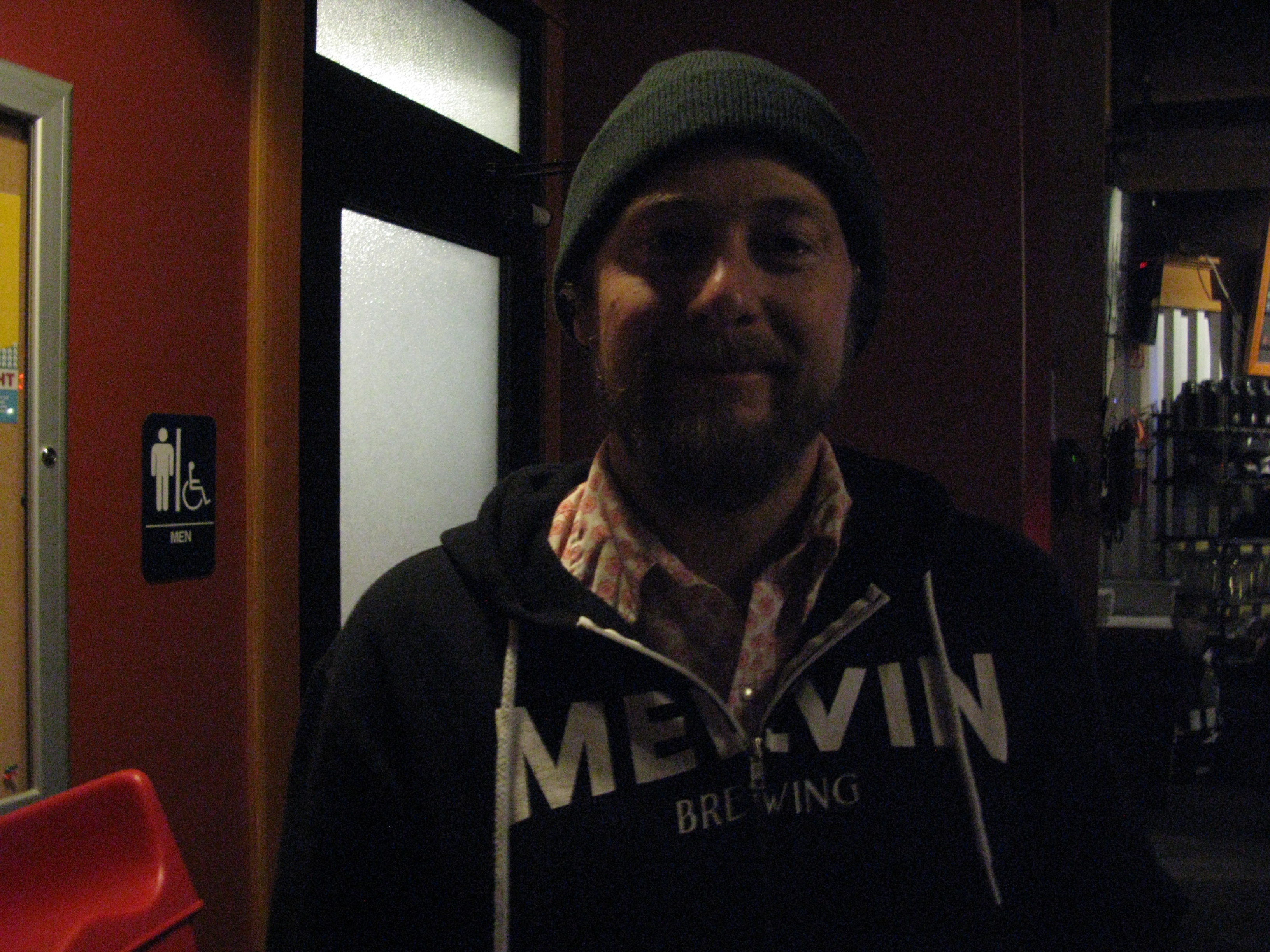 Jeremy Tofte of Wyoming's Melvin Brewing, creators of 2x4 Double IPA. (FoystonFoto)
