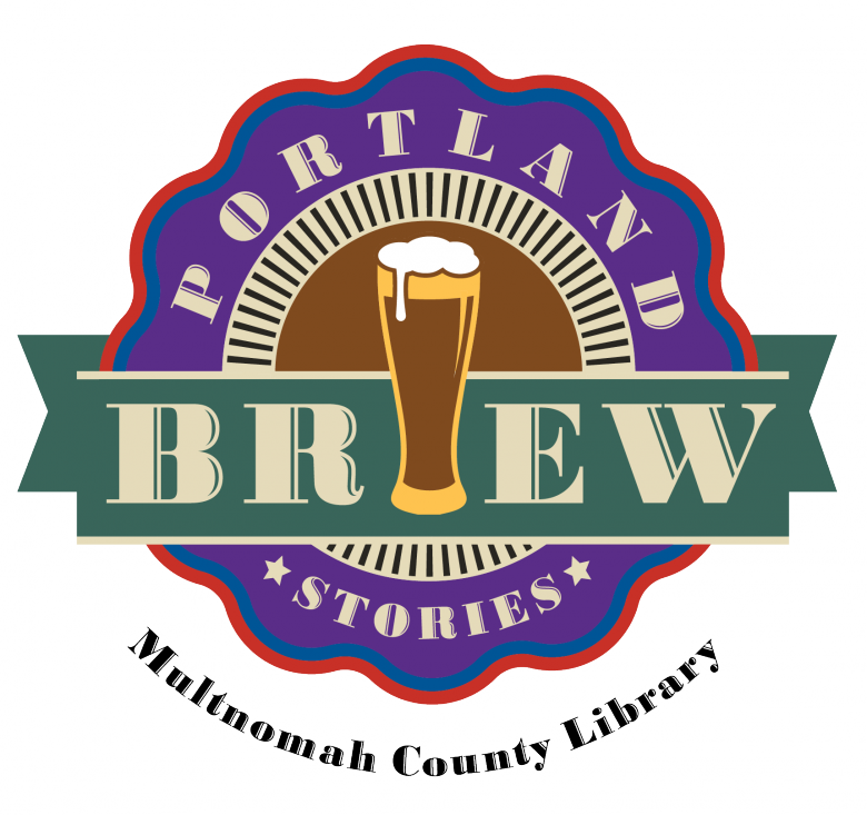 Multnomah County Library Portland Brew Stories