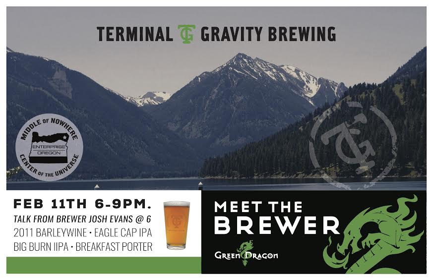 Meet The Brewer with Terminal Gravity Brewing