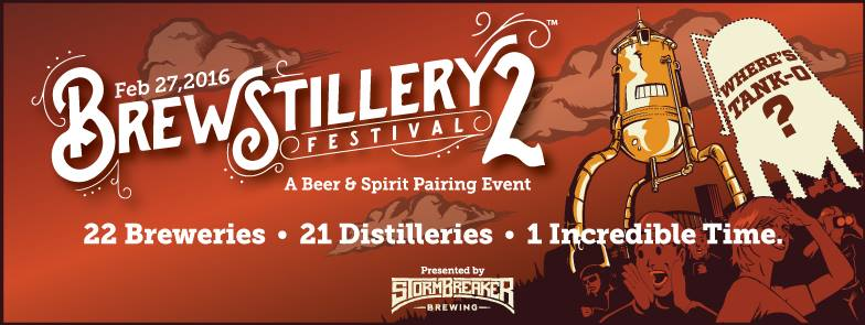 StormBreaker Brewing 2nd Annual Brewstillery Festival
