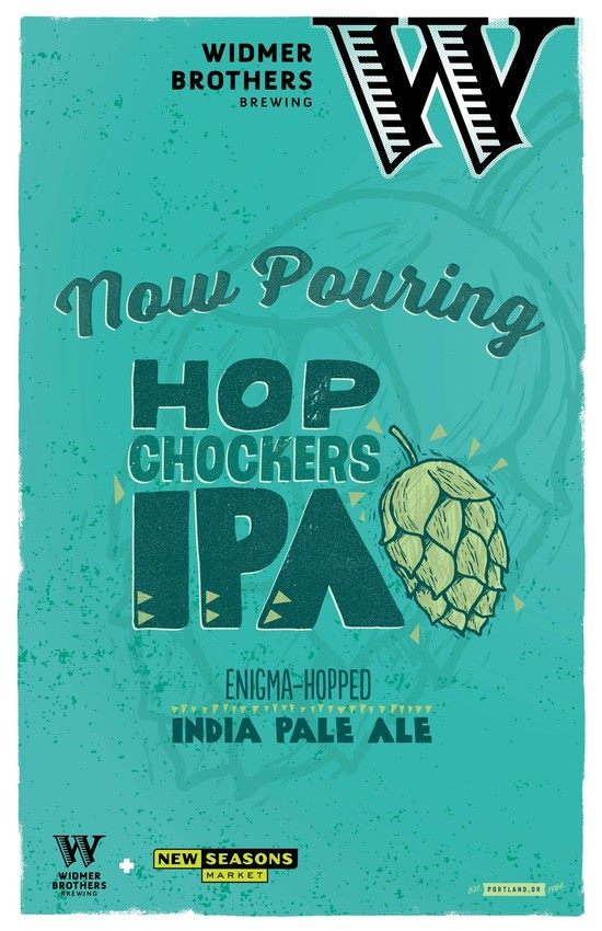 Widmer New Seasons Hop Chockers IPA