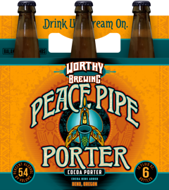 Worthy Brewing Company Peace Pipe Porter Six Pack