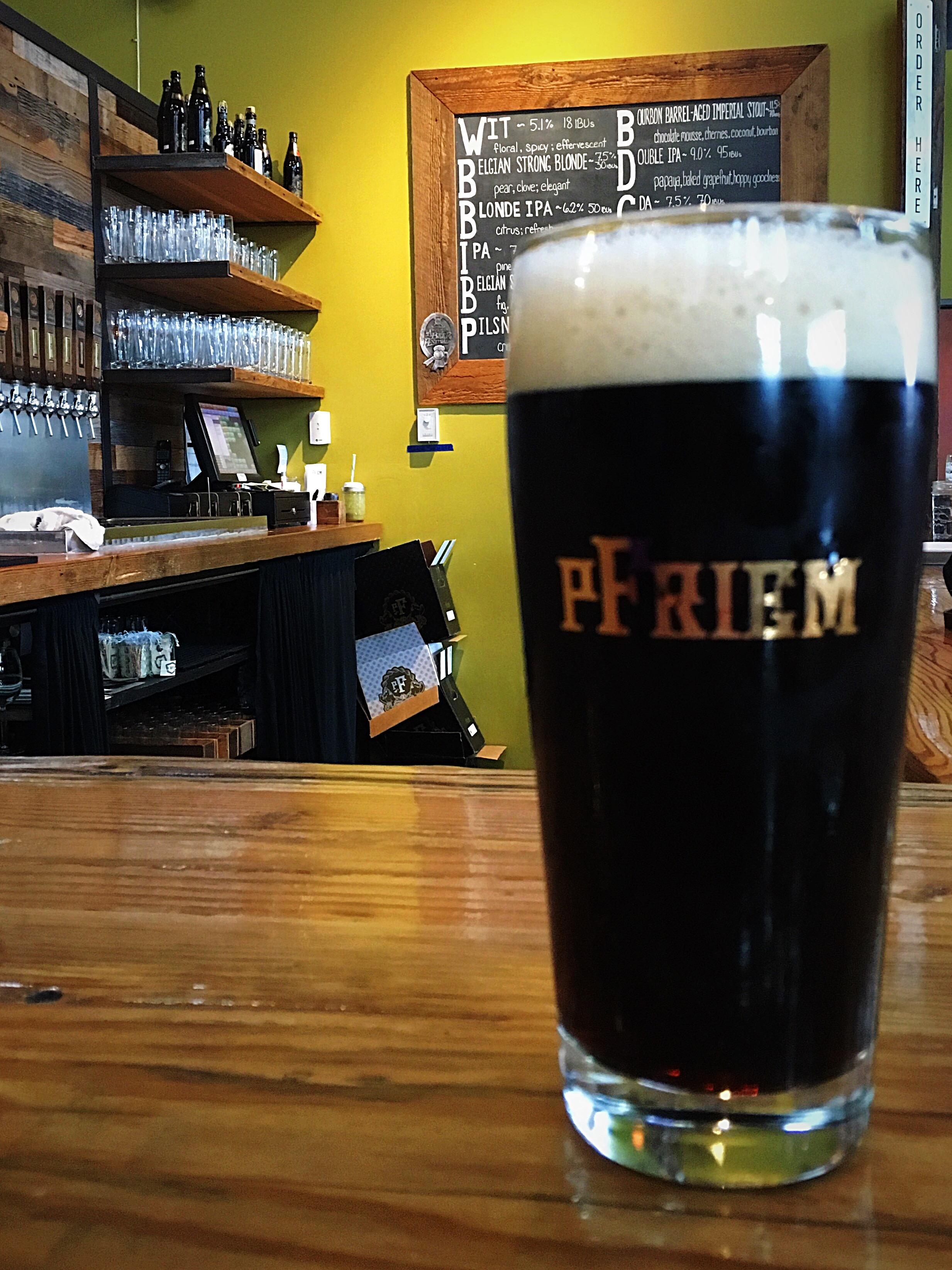 pFriem Family Brewers CDA