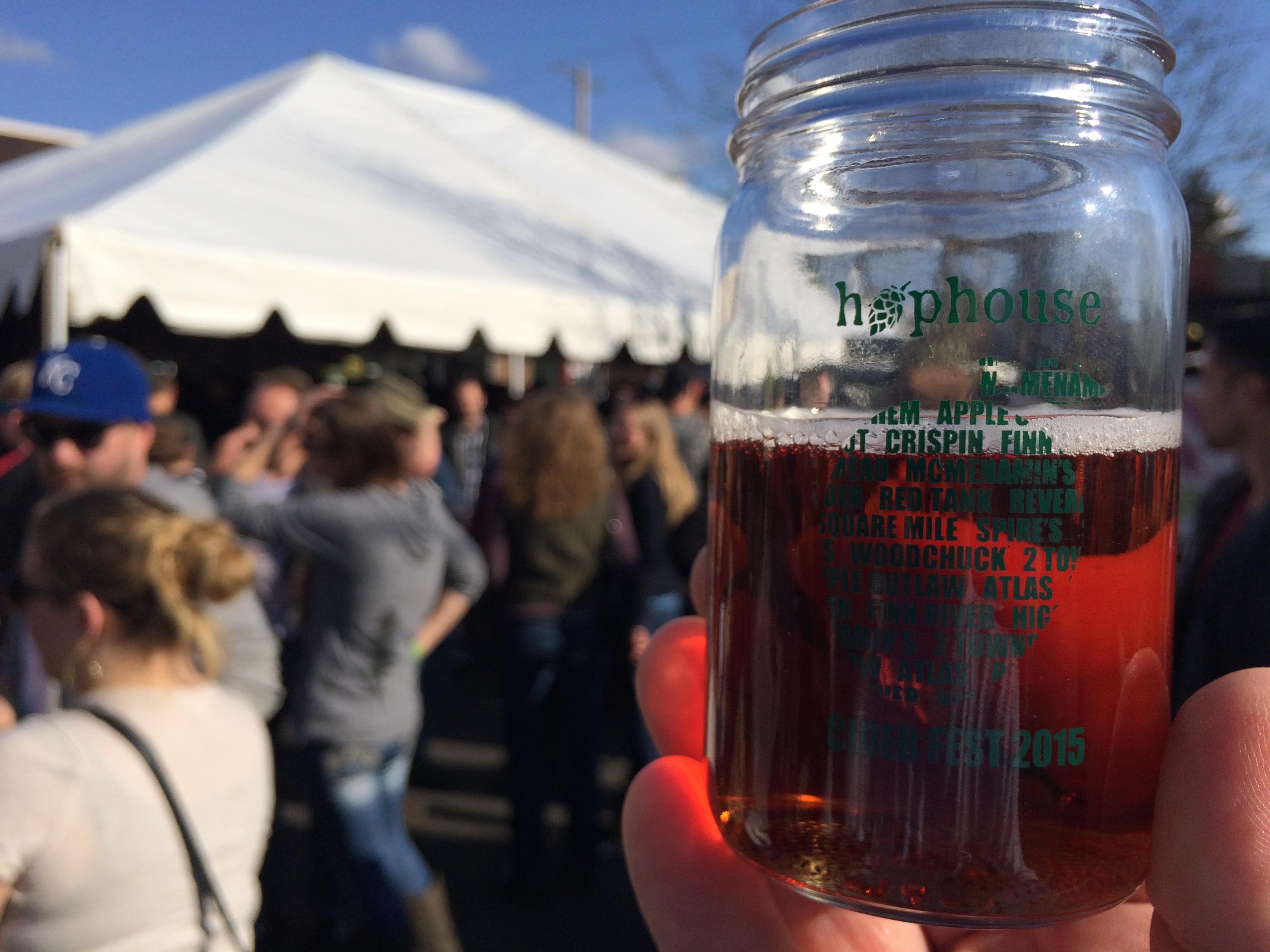 2015 Hophouse Ciderfest