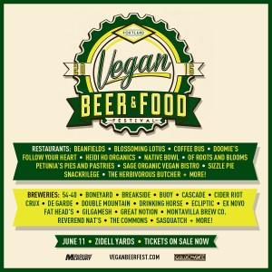 2016 Portland Vegan Beer & Food Festival