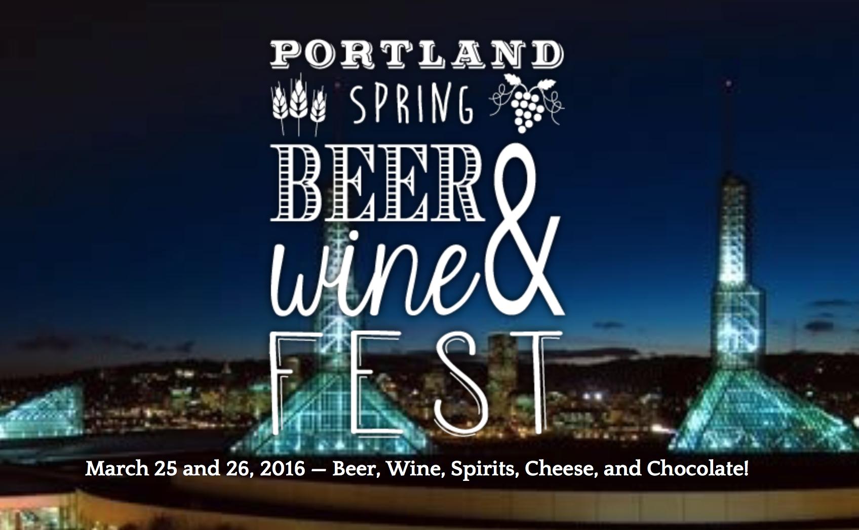 2016 Spring Beer Wine Fest