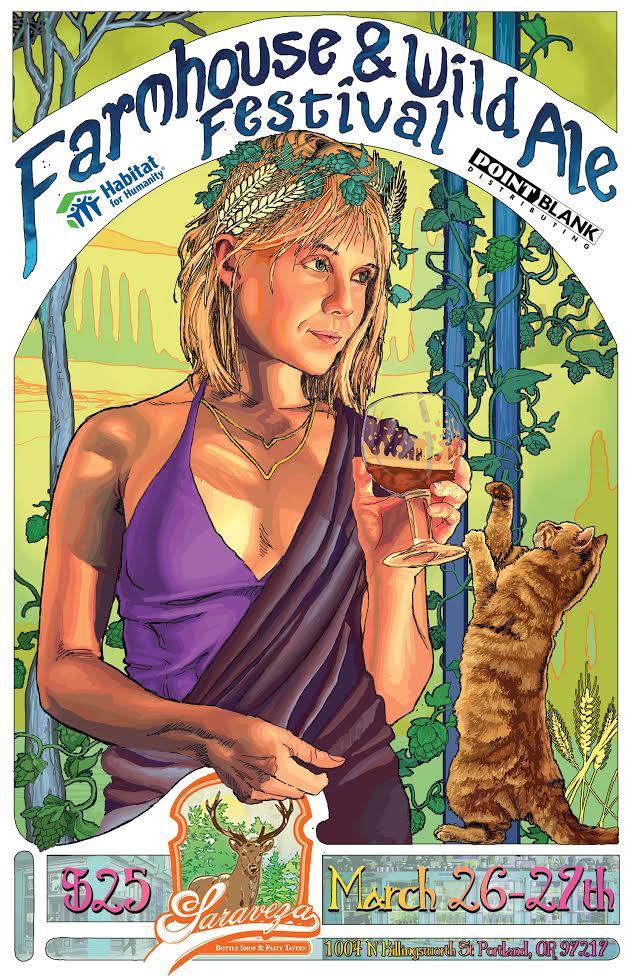 4th annual Portland Farmhouse and Wild Ale Festival