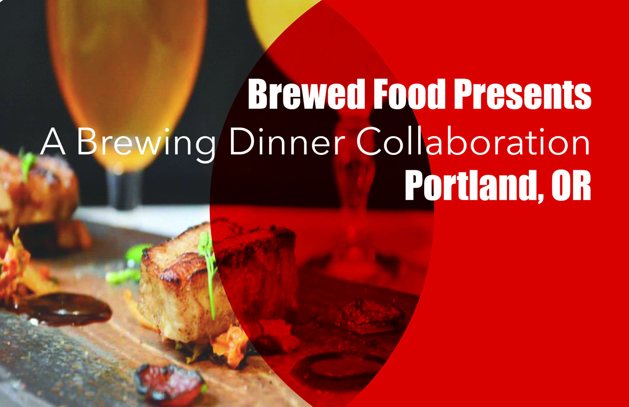 Brewing Dinner Portland OR