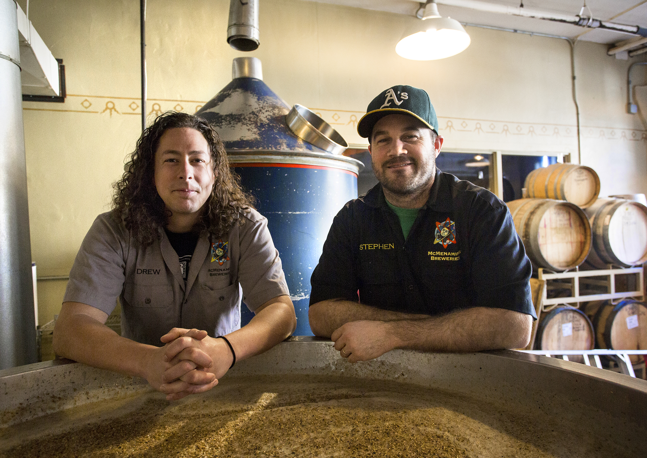 Crystal Brewers (image courtesy of McMenamins)