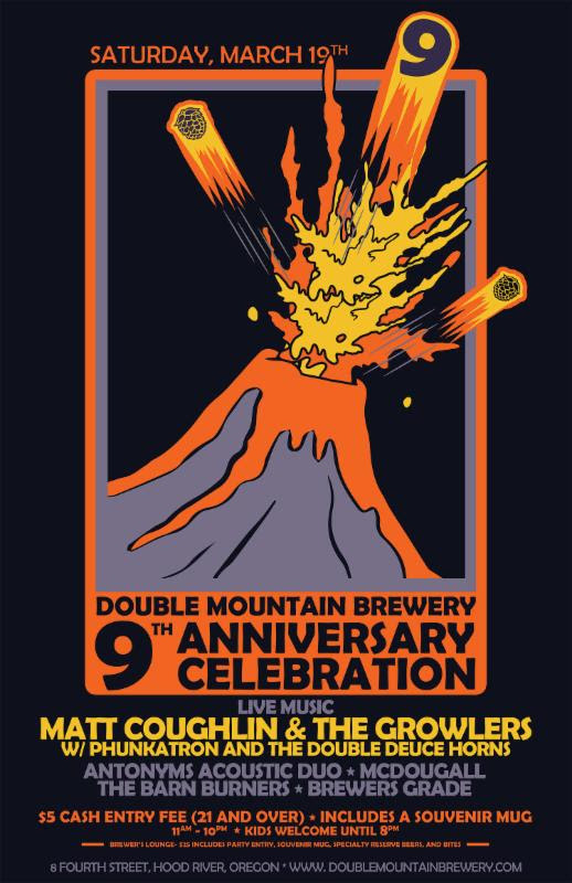 Double Mountian 9th Anniversary
