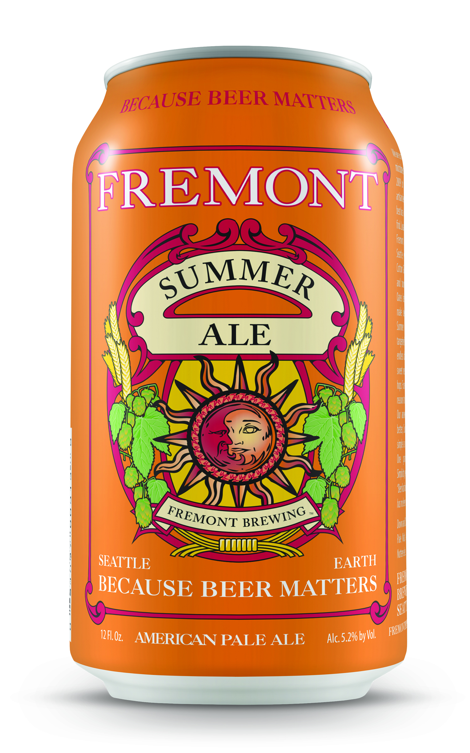 Fremont Summer Ale Can