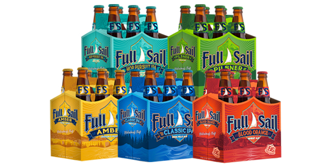 Full Sail Brewig 6 Pack Family