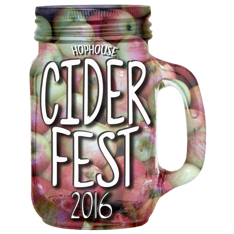 Hophouse Ciderfest Logo 2016