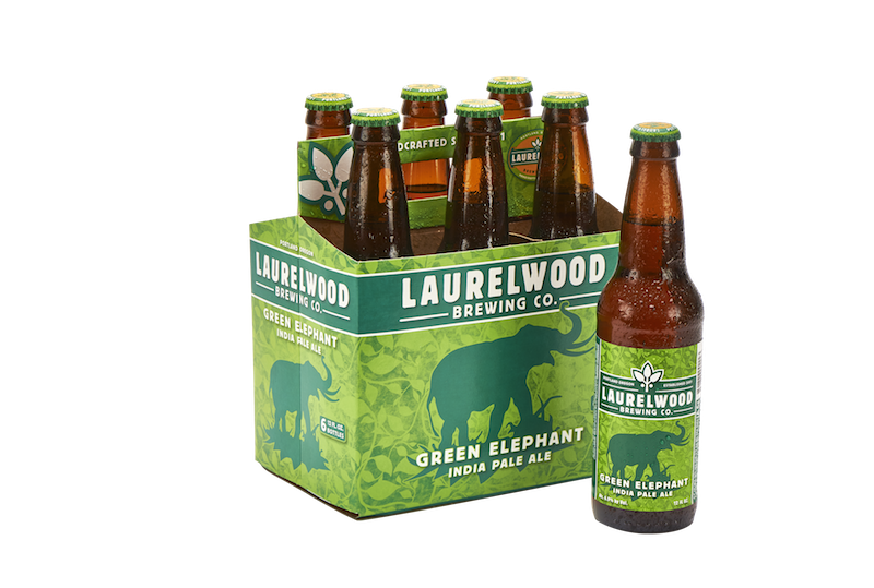 Laurelwood Green Elephant IPA