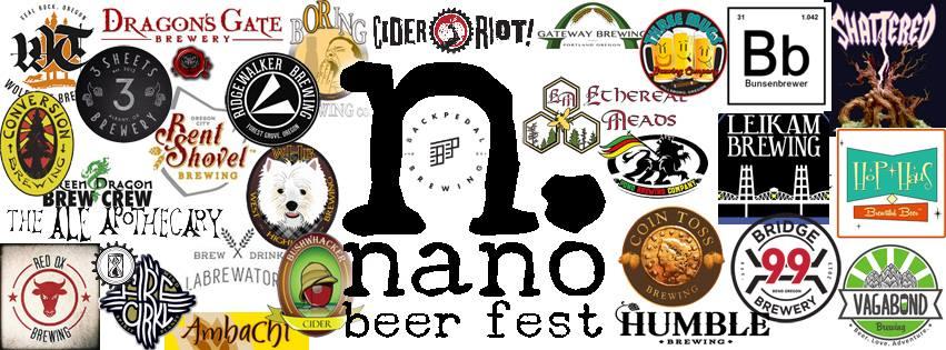 Nano Beer Fest at John's Marketplace 2016