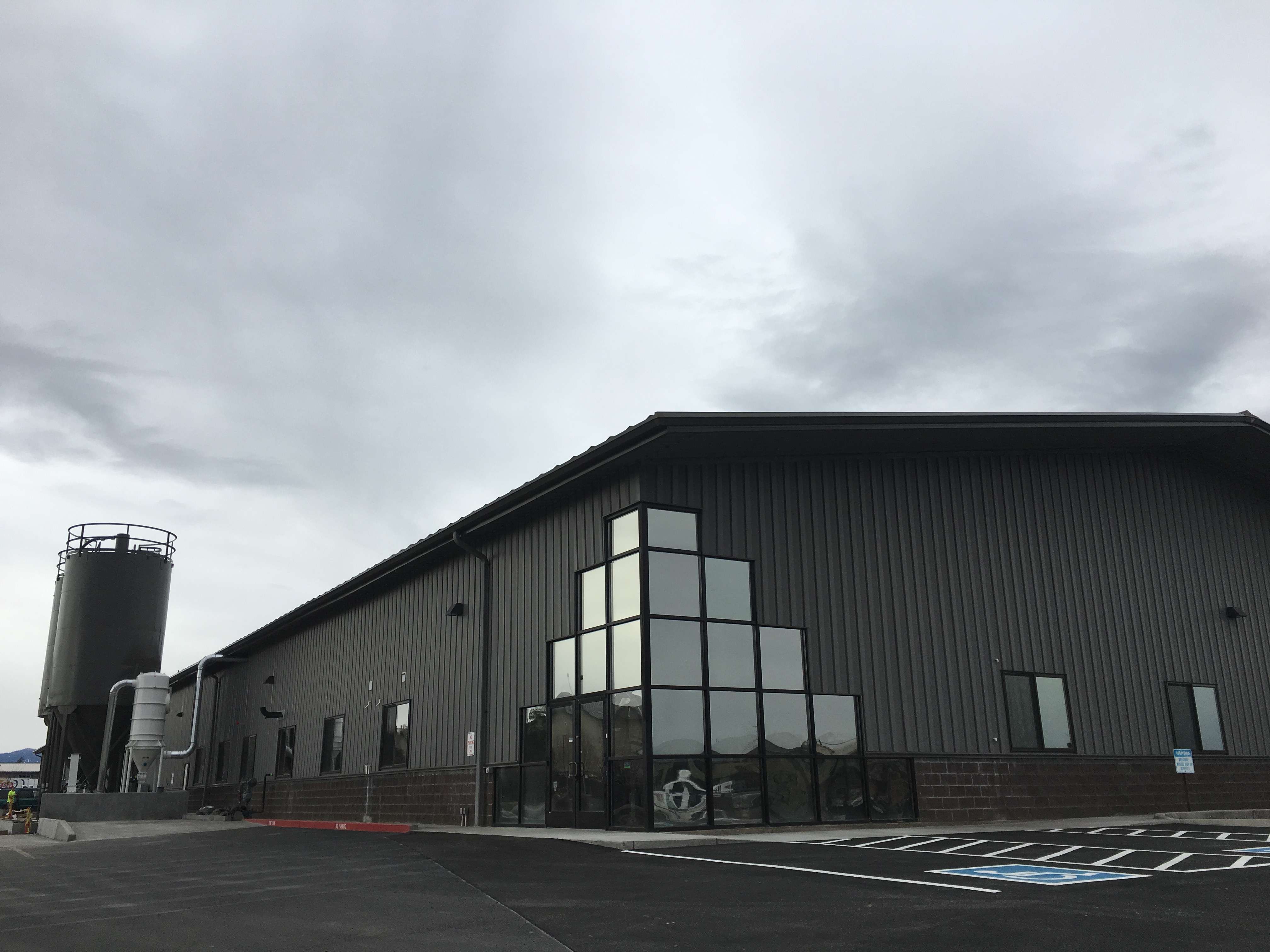 New Crux Fermentation Production Brewery on Bend's north side