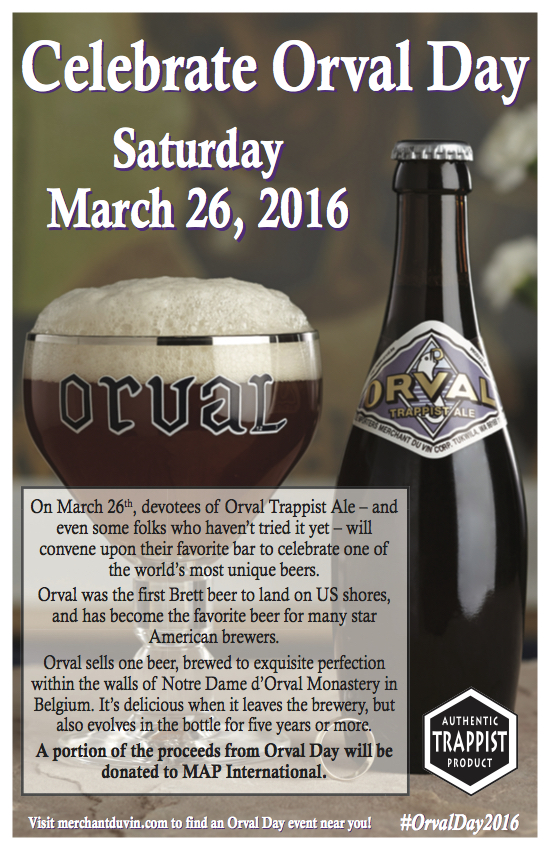Orval Day 2016