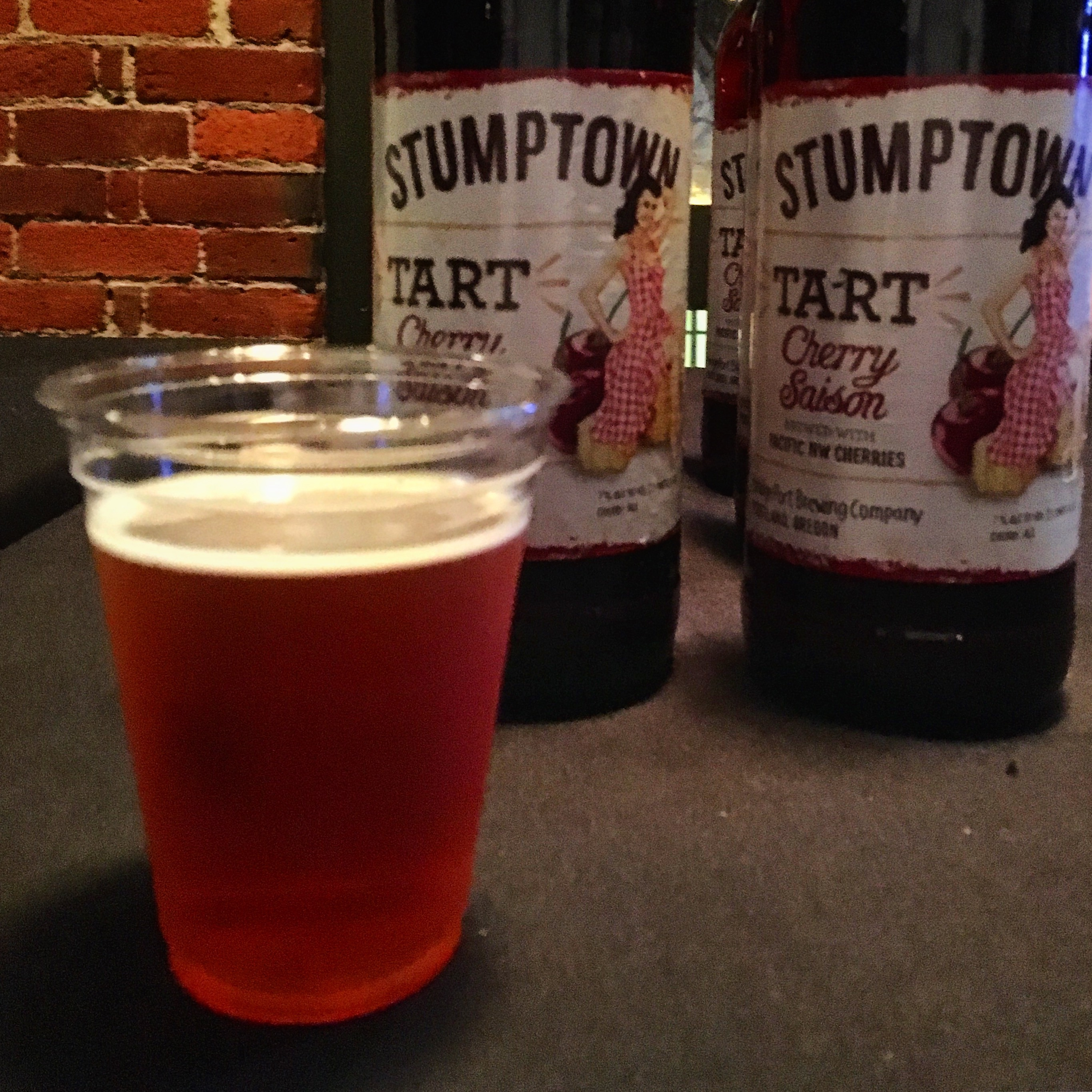 2016 BridgePort Stumptown Tart
