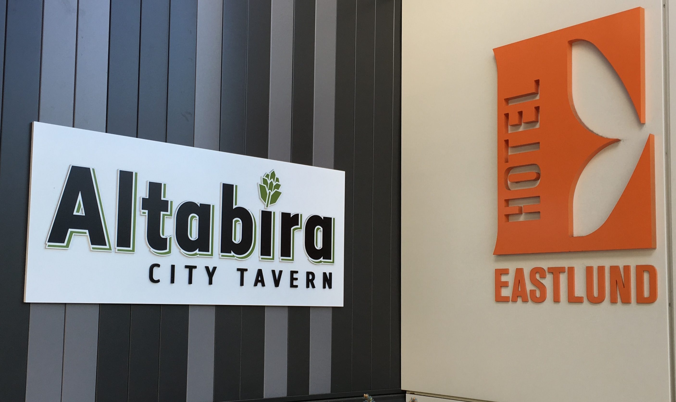 Altabira City Tavern at Hotel Eastlund in Portland''s Lloyd District.