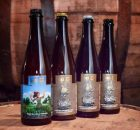 Block 15 Brewing 2016 Ferme de la Ville and Turbulent Consequence Program. (image courtesy of Block 15 Brewing)