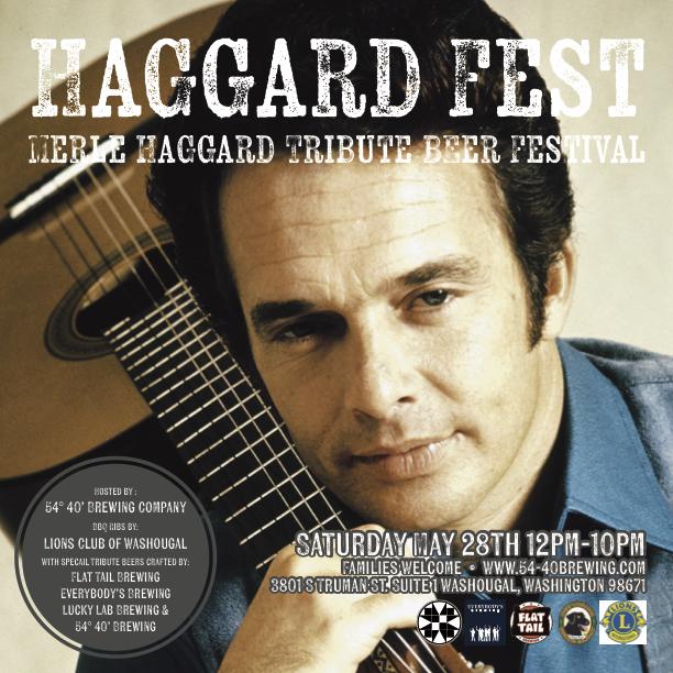 Haggard Fest - Merle Haggard Tribute Beer Festival