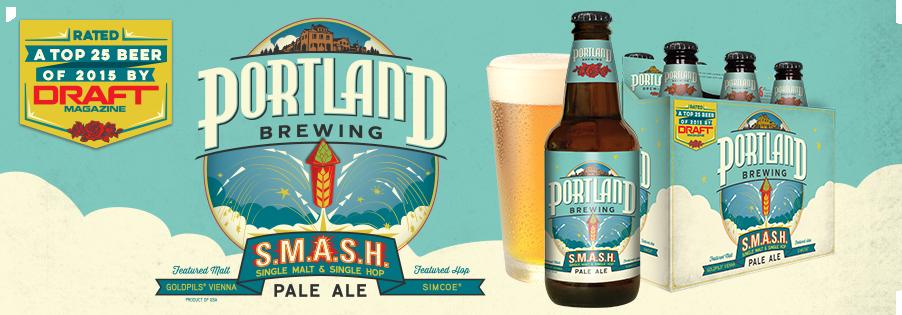 Portland Brewing S.M.A.S.H