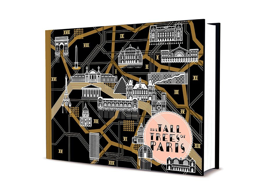 The Tall Trees of Paris by Matt Wagner