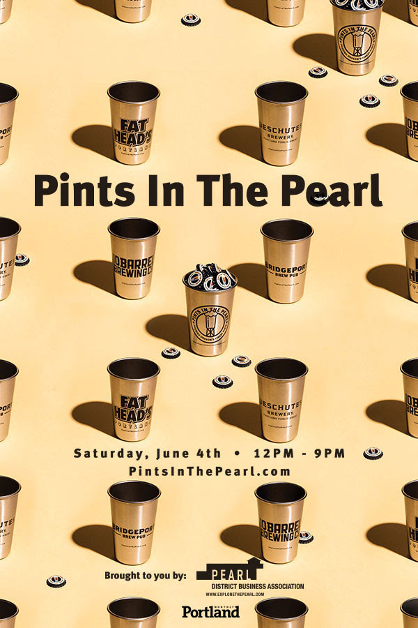 2016 Pints In The Pearl