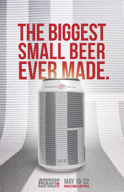 American Craft Beer Week 2016 Poster