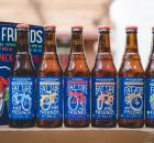 Bottles of Fat Tire and Friends from New Belgium Brewing. (image courtesy of New Belgium Brewing)