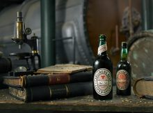 Carlsberg Rebrew Project honoring Carlsberg Research Laboratory. (image courtesy of Carlsberg)