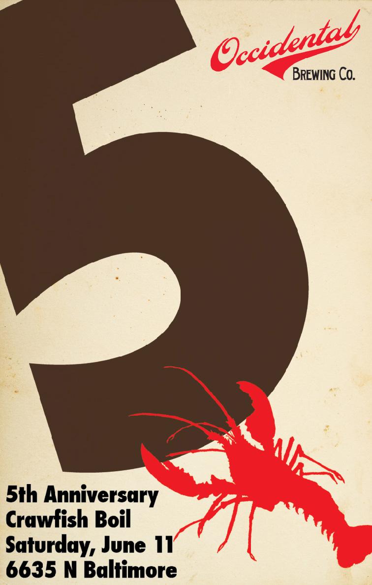 Crawfish 2016 Poster