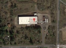 Double Mountain's new location at 1460 Indian Creek Road in Hood River, Oregon. (image courtesy of Google Maps)