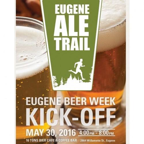 Eugene Ale Trail Beer Week Kick-Off