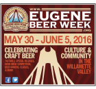 Eugene Beer Week 2016