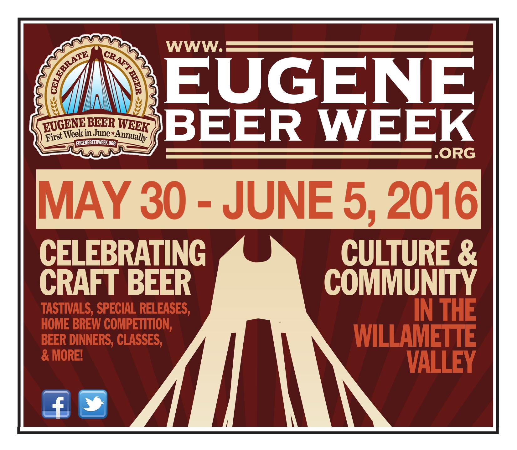 Eugene Beer Week 2016