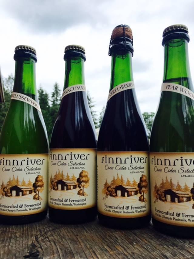 Finnriver Cider Flight of Fancy
