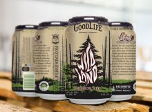 GoodLife Brewing Wildland Session Ale 6 pack. (image courtesy of GoodLife Brewing)