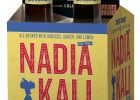 Great Divide Nadia Kali Hibiscus Saison 4 Pack. (image courtesy of Great Divide)